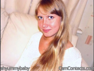 Start VIDEO CHAT with ahyummybaby