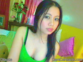 Start VIDEO CHAT with Diwata
