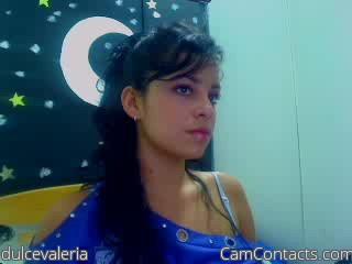 Start VIDEO CHAT with dulcevaleria