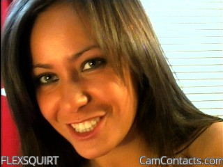 Start VIDEO CHAT with FLEXSQUIRT