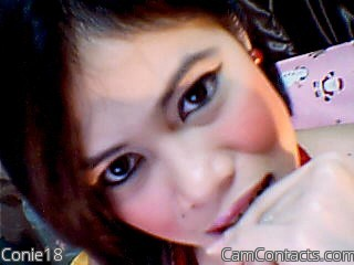 Start VIDEO CHAT with Conie18