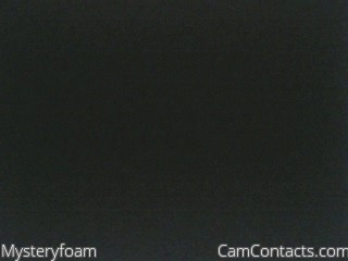 Start VIDEO CHAT with Mysteryfoam