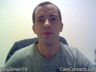 Start VIDEO CHAT with SexySimon74
