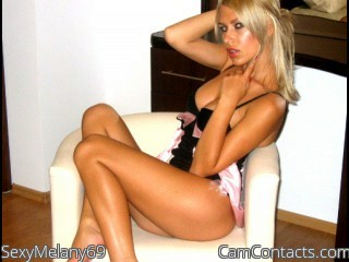 Start VIDEO CHAT with SexyMelany69