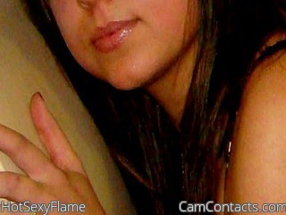 Start VIDEO CHAT with HotSexyFlame