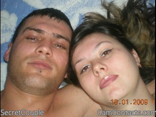Start VIDEO CHAT with SecretCouple