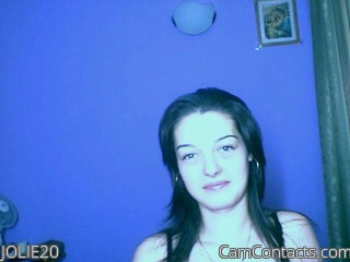 Start VIDEO CHAT with JOLIE20