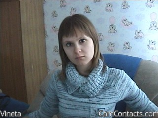 Start VIDEO CHAT with Vineta