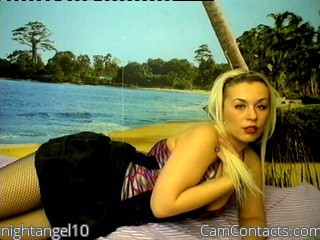 Start VIDEO CHAT with nightangel10