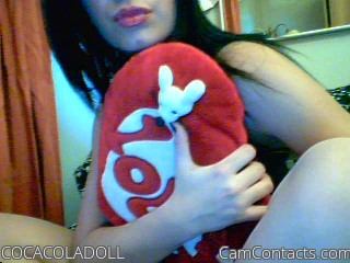 Start VIDEO CHAT with COCACOLADOLL