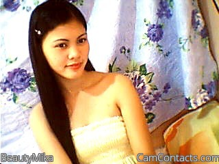Start VIDEO CHAT with BeautyMika