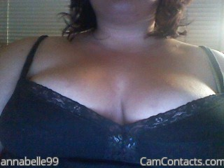 Start VIDEO CHAT with annabelle99