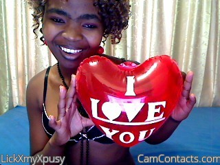 Start VIDEO CHAT with LickXmyXpusy
