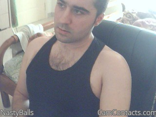 Start VIDEO CHAT with NastyBalls