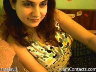 Start VIDEO CHAT with cutelayla