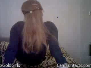 Start VIDEO CHAT with xGoldGirlx