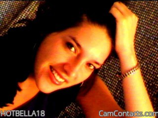 Start VIDEO CHAT with HOTBELLA18