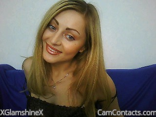 Start VIDEO CHAT with XGlamshineX
