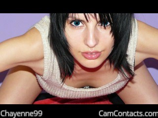 Start VIDEO CHAT with Chayenne99