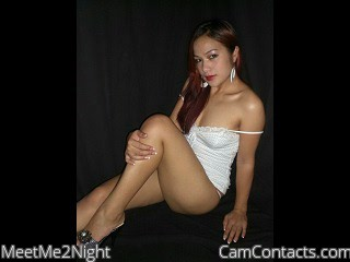 Start VIDEO CHAT with MeetMe2Night