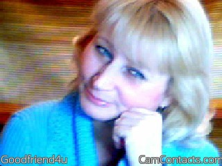 Start VIDEO CHAT with Goodfriend4u