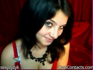 Start VIDEO CHAT with sexyzyzyk