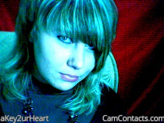 Start VIDEO CHAT with aKey2urHeart