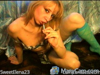 Start VIDEO CHAT with SweetElena23