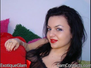 Start VIDEO CHAT with ExotiqueGlam