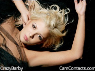 Start VIDEO CHAT with CrazyBarby