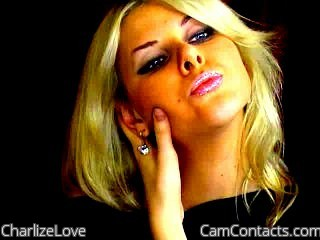 Start VIDEO CHAT with CharlizeLove