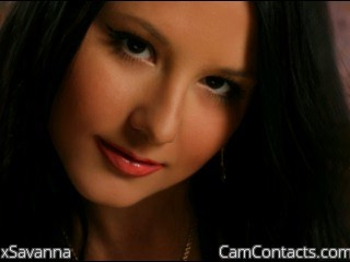 Start VIDEO CHAT with xSavanna