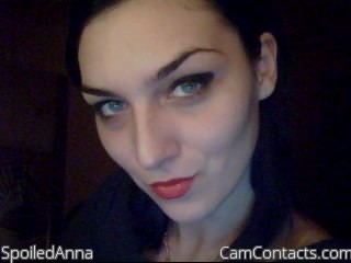 Start VIDEO CHAT with SpoiledAnna