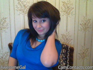 Start VIDEO CHAT with AwesomeGal