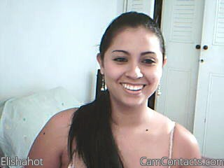 Start VIDEO CHAT with Elishahot