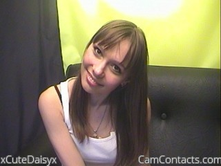 Start VIDEO CHAT with xCuteDaisyx