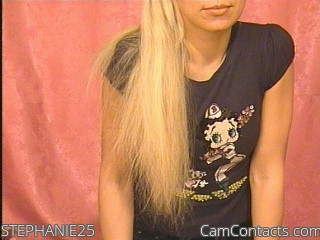 Start VIDEO CHAT with STEPHANIE25