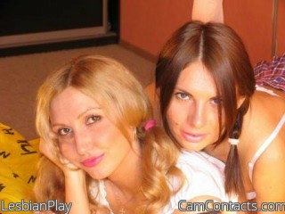 Start VIDEO CHAT with LesbianPlay