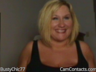 Start VIDEO CHAT with BustyChic77