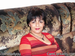 Start VIDEO CHAT with cornelia4you
