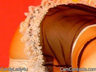 Start VIDEO CHAT with CandyLady4u