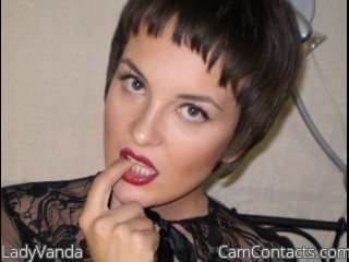Start VIDEO CHAT with LadyVanda