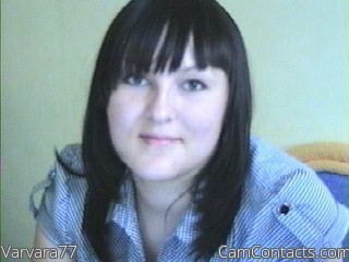 Start VIDEO CHAT with Varvara77
