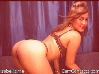 Start VIDEO CHAT with Isabellisima