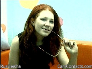 Start VIDEO CHAT with RusGeisha