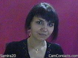 Start VIDEO CHAT with Samira20