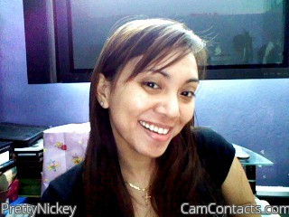 Start VIDEO CHAT with PrettyNickey
