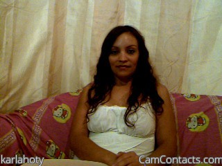 Start VIDEO CHAT with karlahoty
