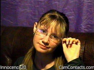 Start VIDEO CHAT with Innocence20