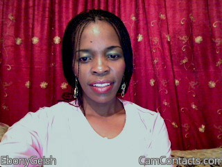 Start VIDEO CHAT with EbonyGeish